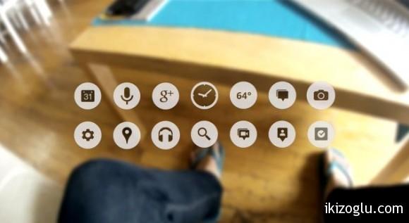 Google'nin Yeni Projesi: Project Glass..