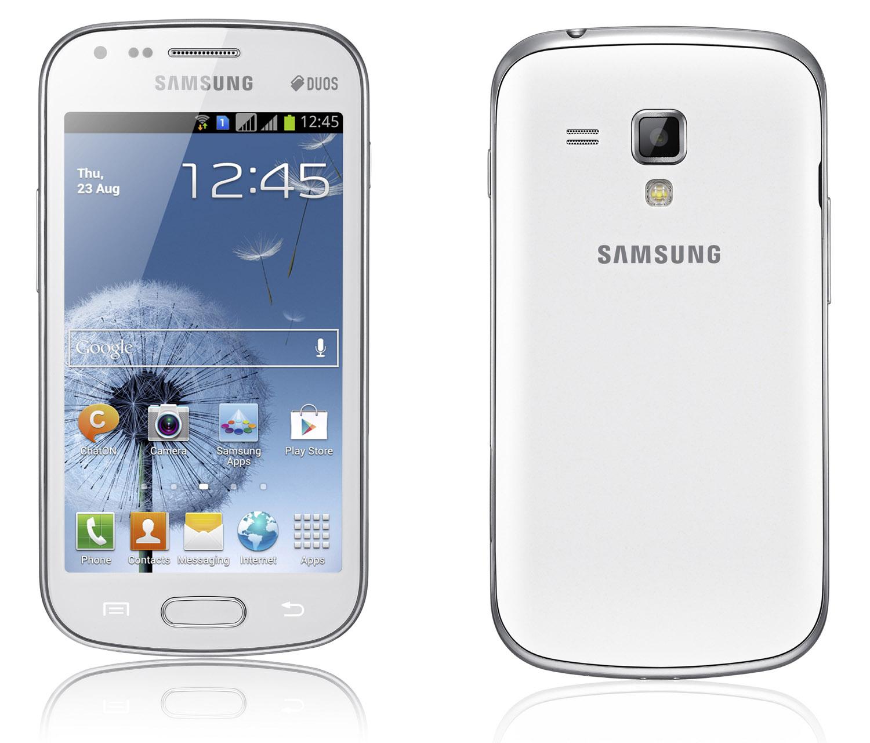 Samsung Galaxy S7562 Duos İncelemesi..