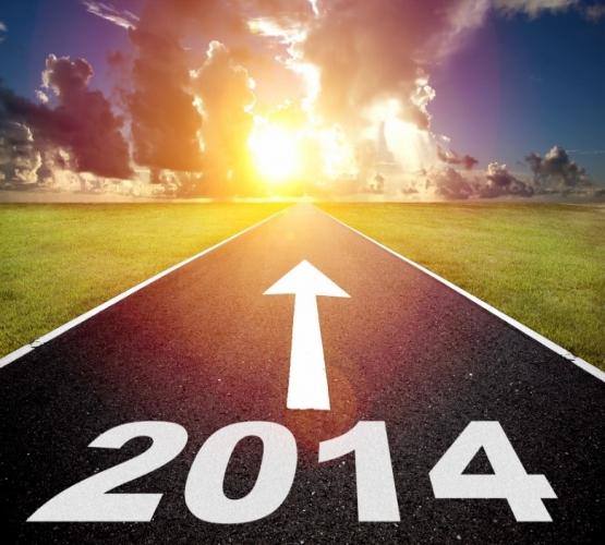 Yeni Yılımız Kutlu Olsun! Hoşgeldin 2014!