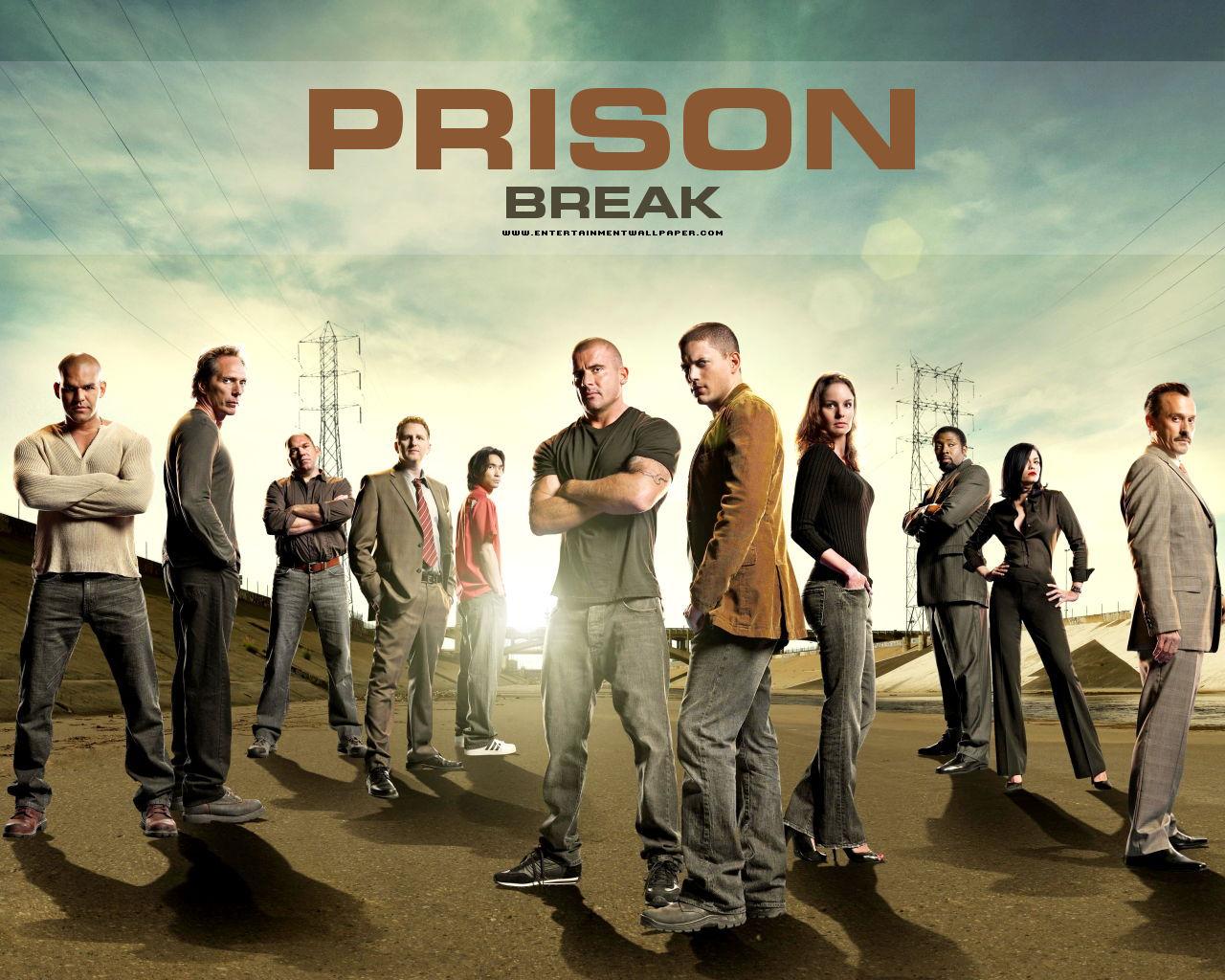 İlk Yabancı Dizim : Prison Break!
