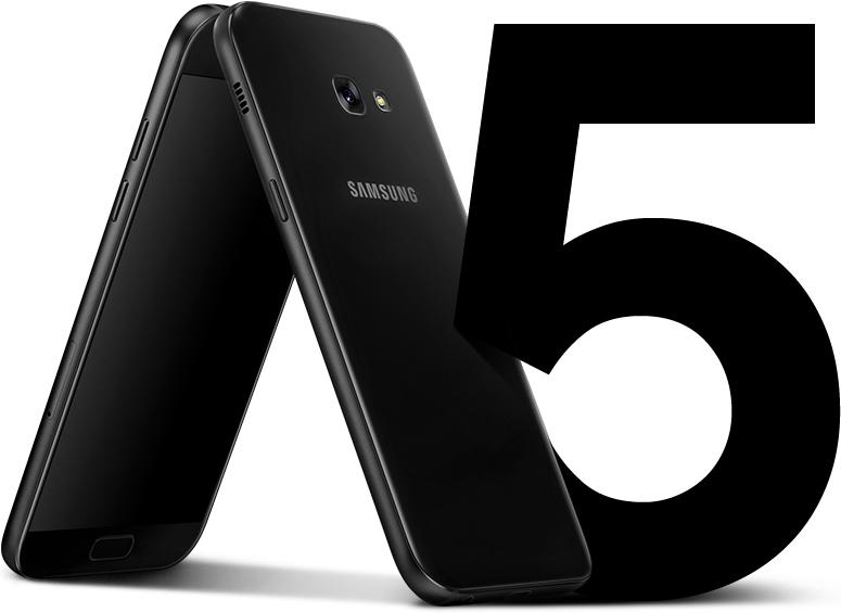 Yeni Telefonum Galaxy A5 (2017) İncelemesi