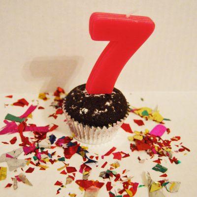 Blogum Bugün 7 Yaşında!