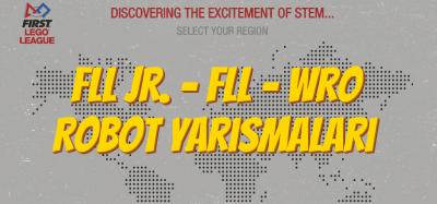FLL Jr. – FLL -WRO Robot Yarışmaları