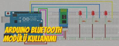 Arduino HC-05 Bluetooth Kullanımı