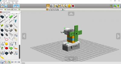 Lego Digital Designer ile Modelleme Yapalım