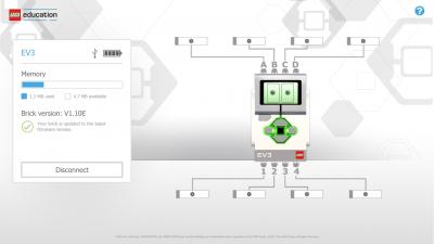 Mindstorms Ev3 Tuğla Güncelleme İşlemi Nasıl Yapılır?