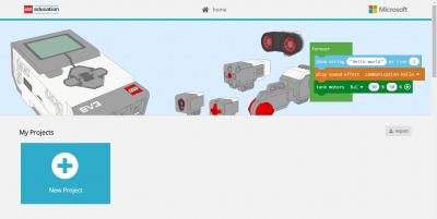 MakeCode ile Mindstorms Ev3 Kodla!