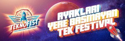Teknofest İstanbul Başlıyoor!