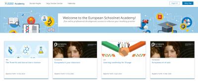Avrupa Okul Ağı Akademisi MOOC Derslerini Keşfedin!