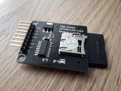 Arduino SD Kart Modülü Kullanımı