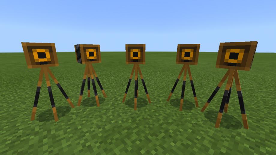 Minecraft Education Kamera Kullanımı