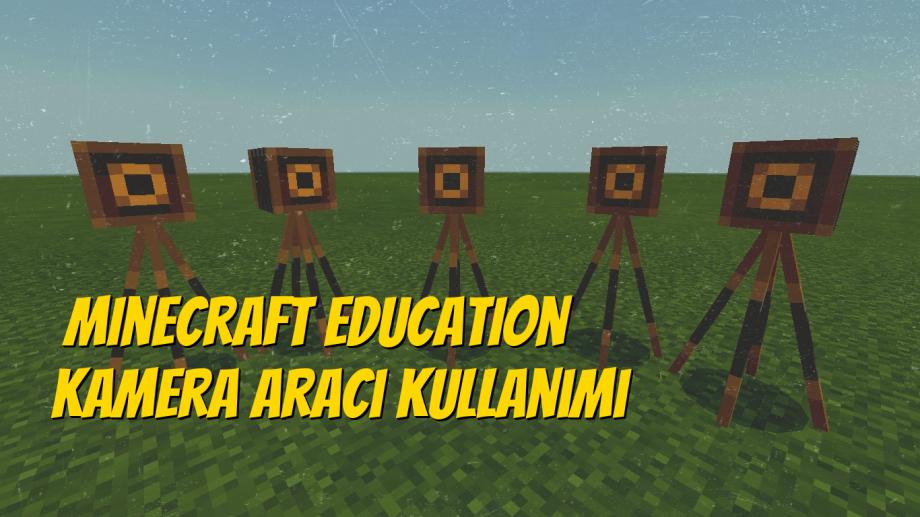Minecraft Education Portfolyo Aracı