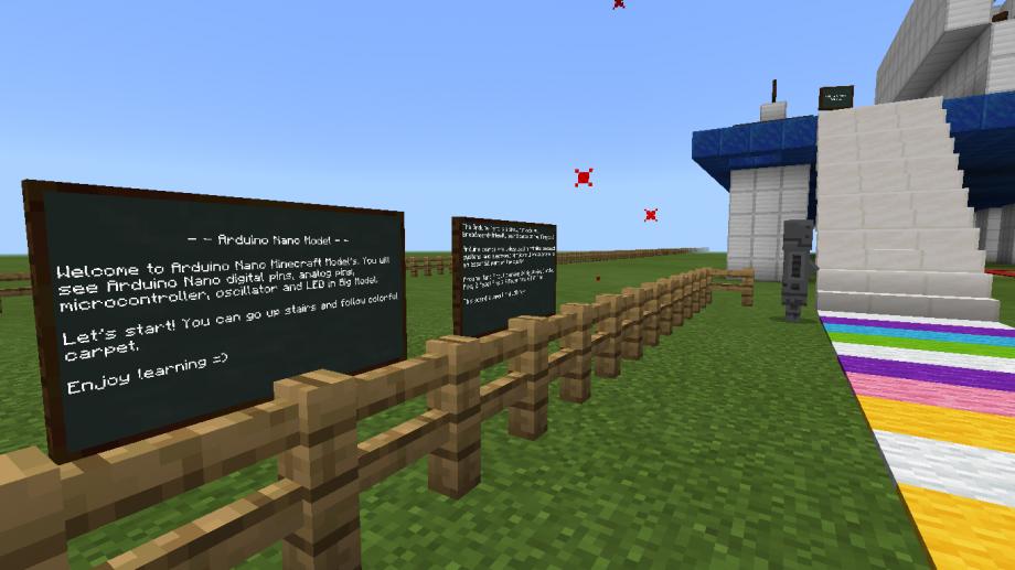 Minecraft Education Arduino Nano Başlangıç