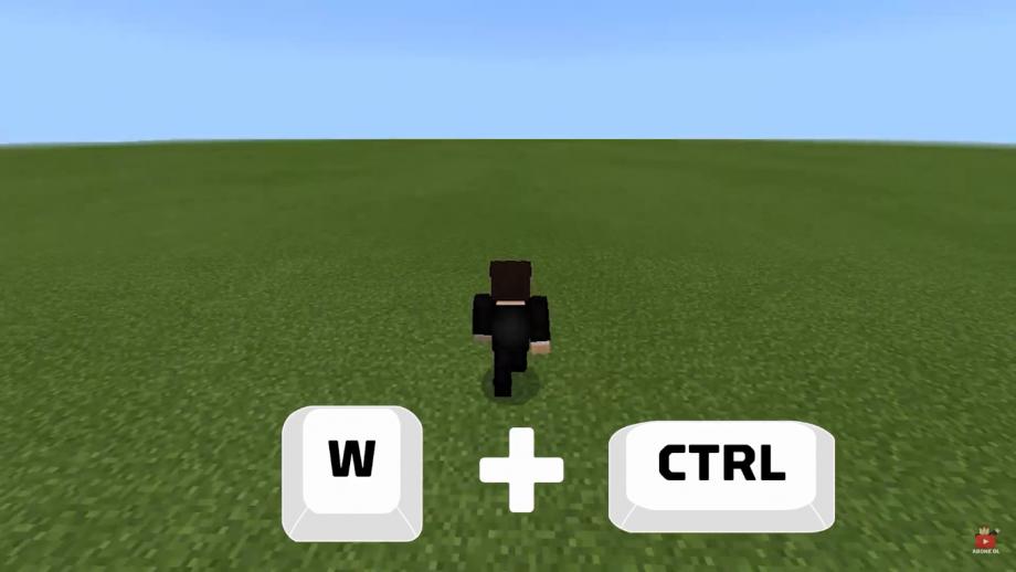 Minecraft Education Hızlı Koşma Tuşu