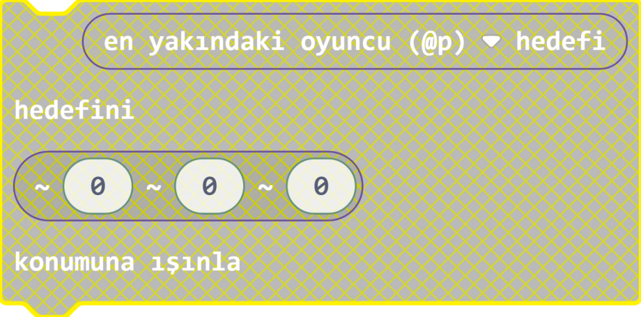 MakeCode Yaratıklar 9
